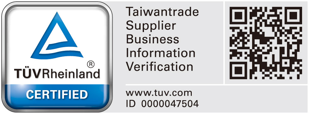 Long Thames Enterprise Co., Ltd. TUV Certification